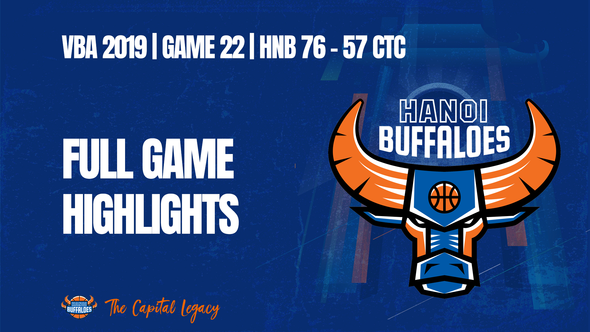 VBA 2019 | GAME 22 | HNB – DND | FULL GAME HIGHLIGHTS